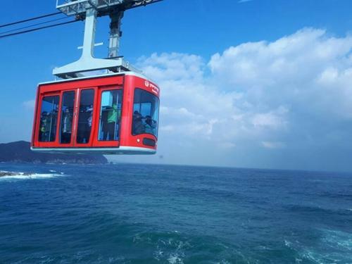 三陟海上纜車