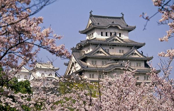 日本旅行熱門景點