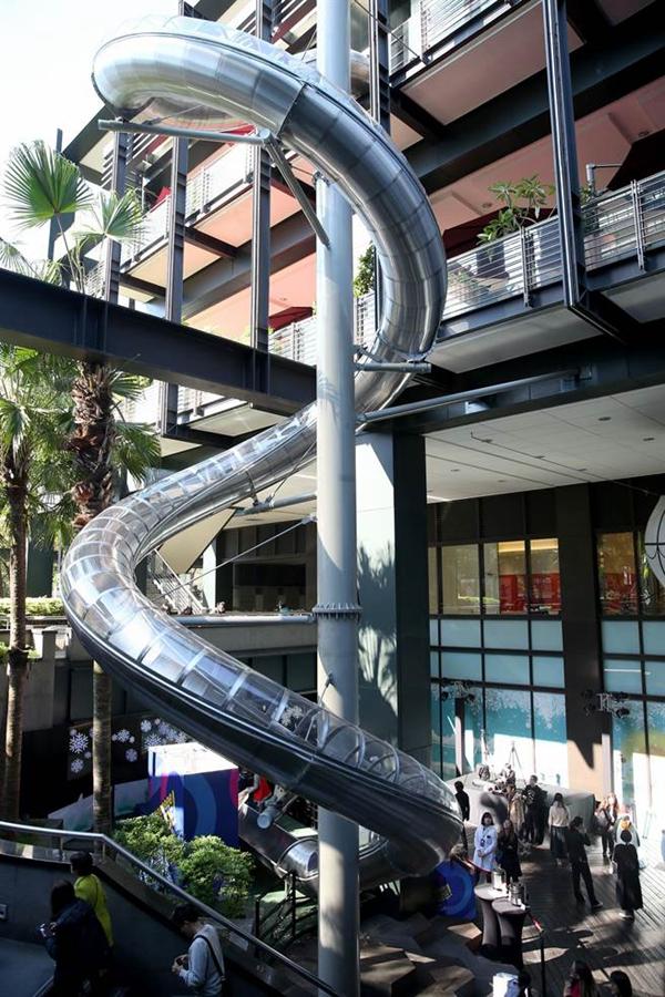 Weeeeee! Slide