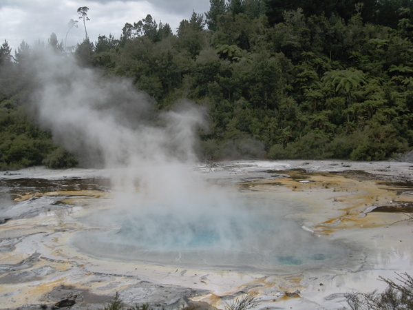 奧拉基科拉可地熱公園