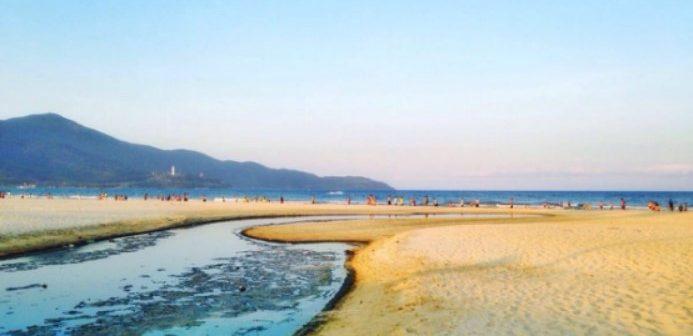 【越南 峴港】美溪海灘 感受海邊輕鬆生活