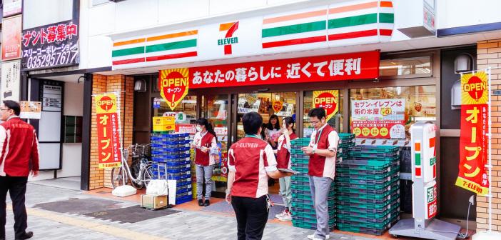 日本711