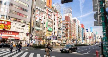 Japan tour compare