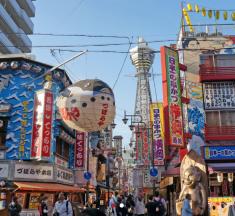 【日本大阪】2020大阪自由行懶人包!平價機票、天氣、推薦景點、交通全攻略