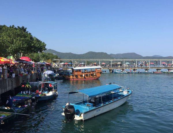 西貢│香港後花園,看海、潛水、食海鮮大餐勝地