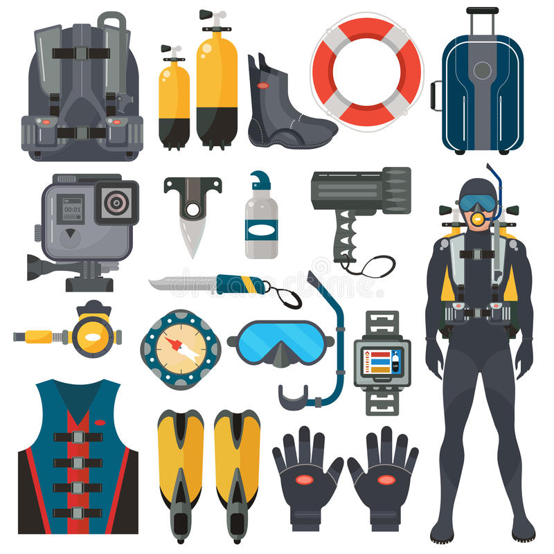 潛水課程 裝備