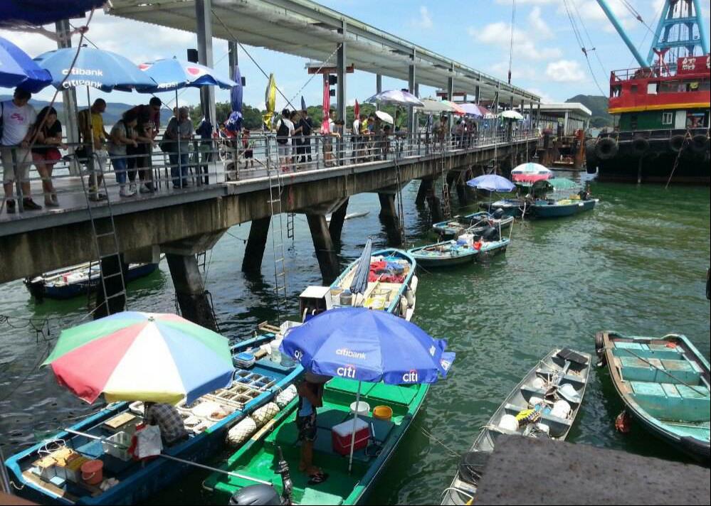 西貢潛水 環島遊