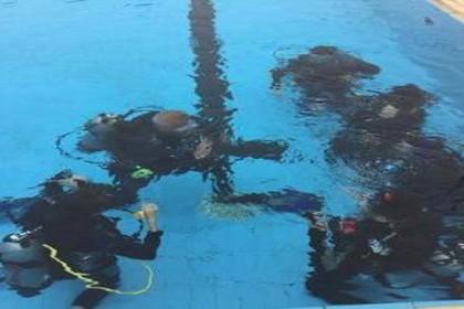 CMAS潛水 平靜水域潛水