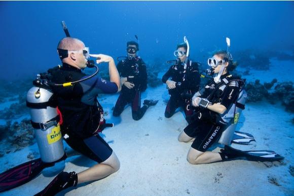SSI潛水 開放水域教學