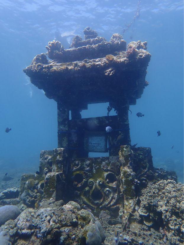 峇里潛水 艾湄灣