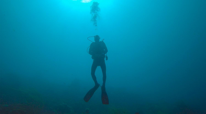 香港潛水 浪花排
