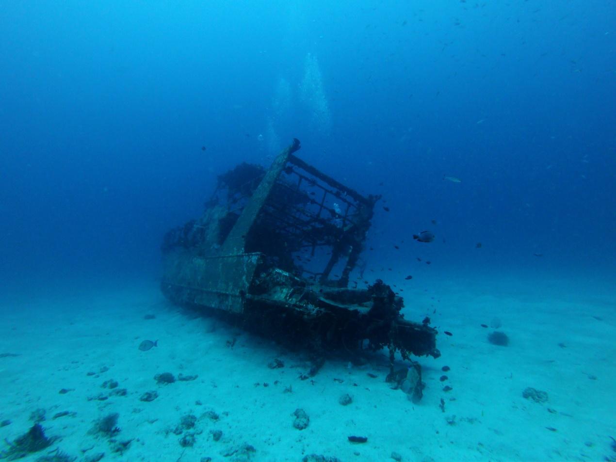 菲律賓潛水 科隆灣