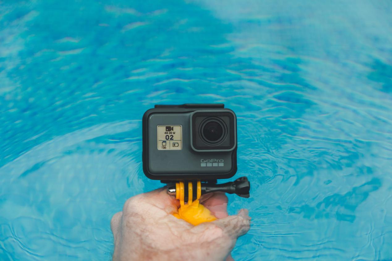 潛水攝影濾鏡 GoPro
