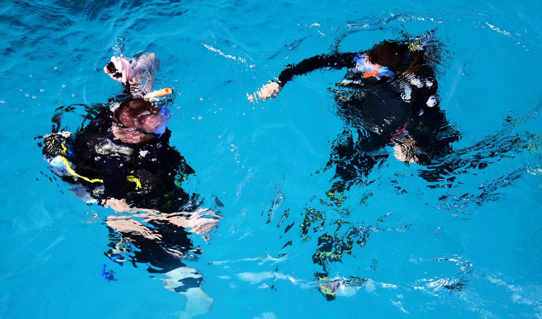 潛水教練 要求