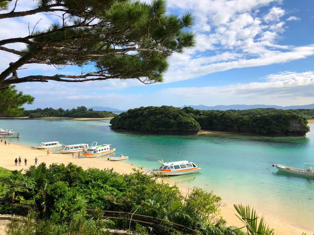 石垣島潛水 川平灣