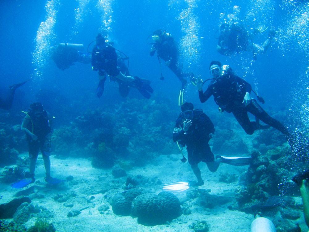 潛水初級課程
