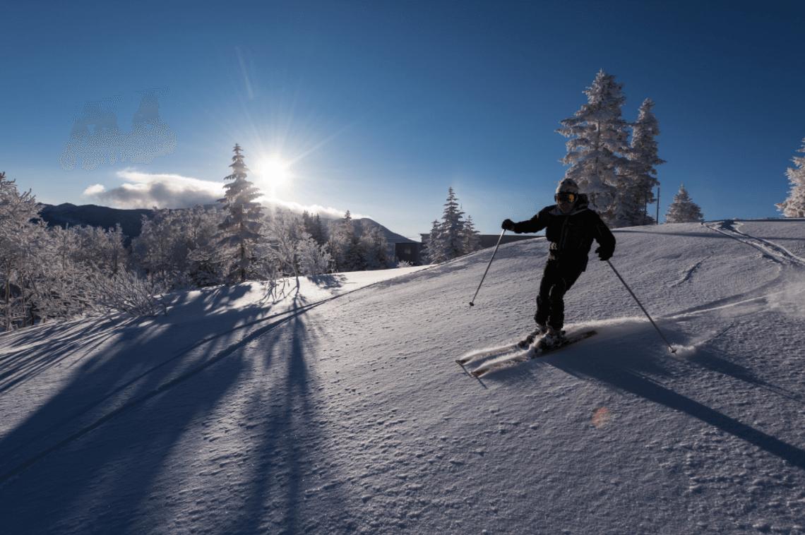 志賀高原 一之瀨滑雪場