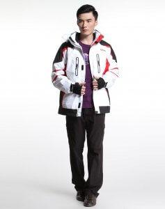 滑雪課程 滑雪服
