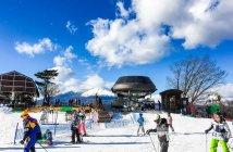 輕井澤王子滑雪場