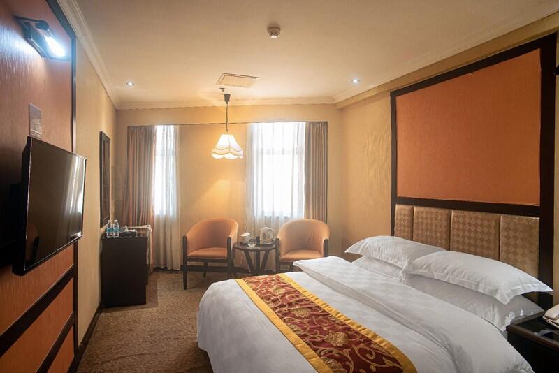 香港滑雪場住宿 The Victoria Hotel Macau