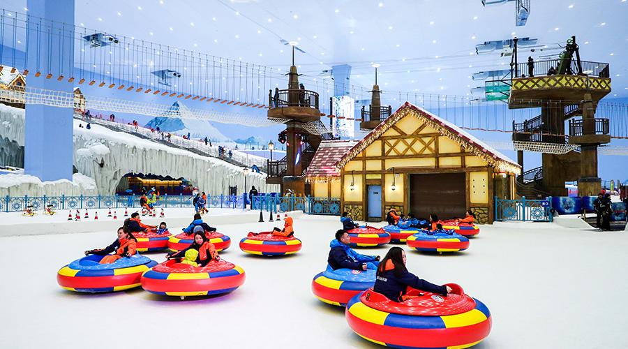 滑雪 課程 廣州融創雪世界