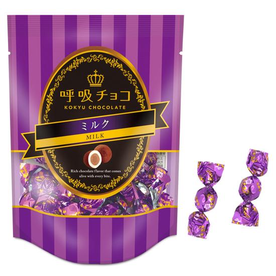 大阪馬拉松 呼吸巧克力