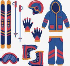 滑雪必備裝備