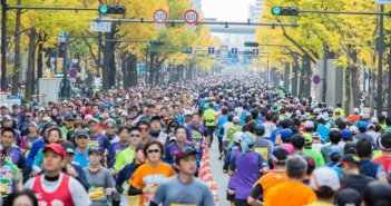 大阪馬拉松