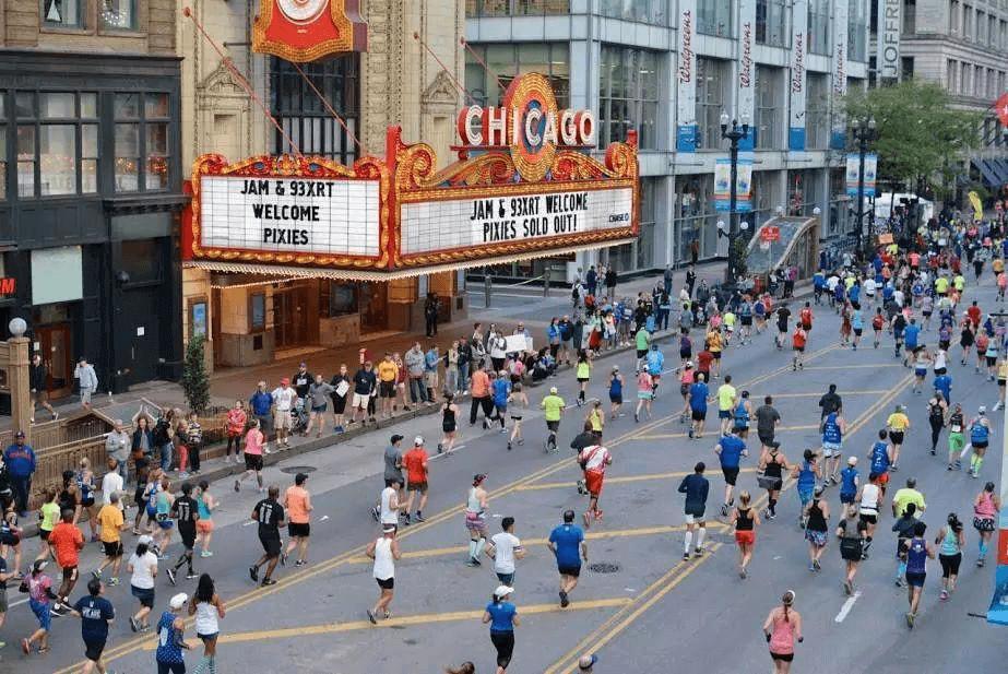 六大馬拉松