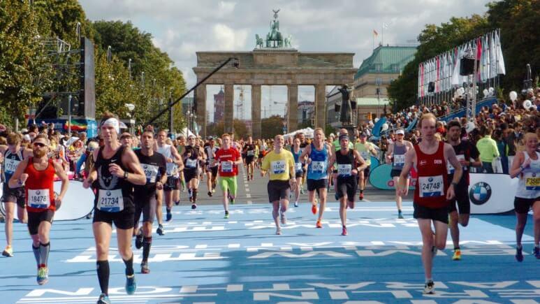 2021馬拉松 柏林馬拉松