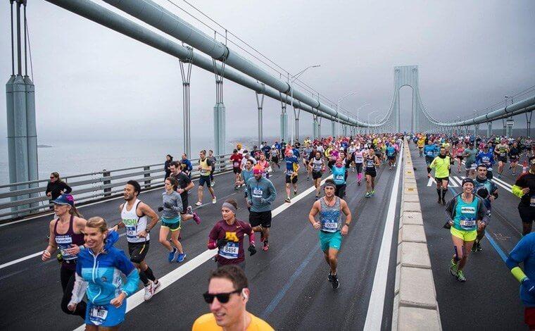 2021馬拉松 紐約馬拉松