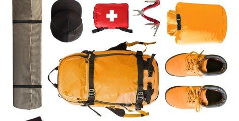 行山裝備|戶外行山需要攜帶什麼裝備和用品?行山裝備一覽!